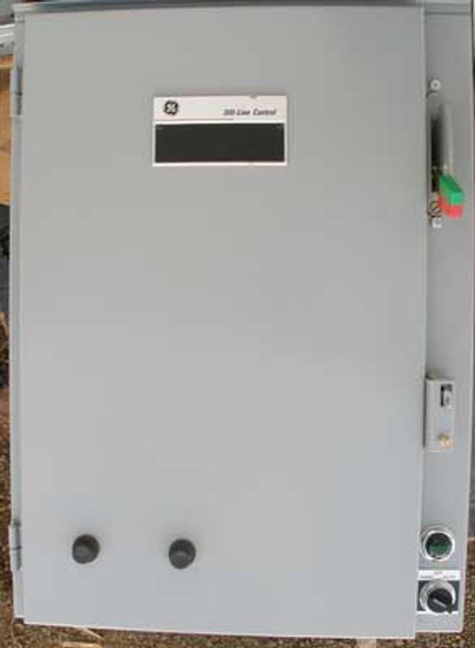 GE CR311B603BCAA Size 0 Combo Starter 19A 600V 3HP Nema 3R - New