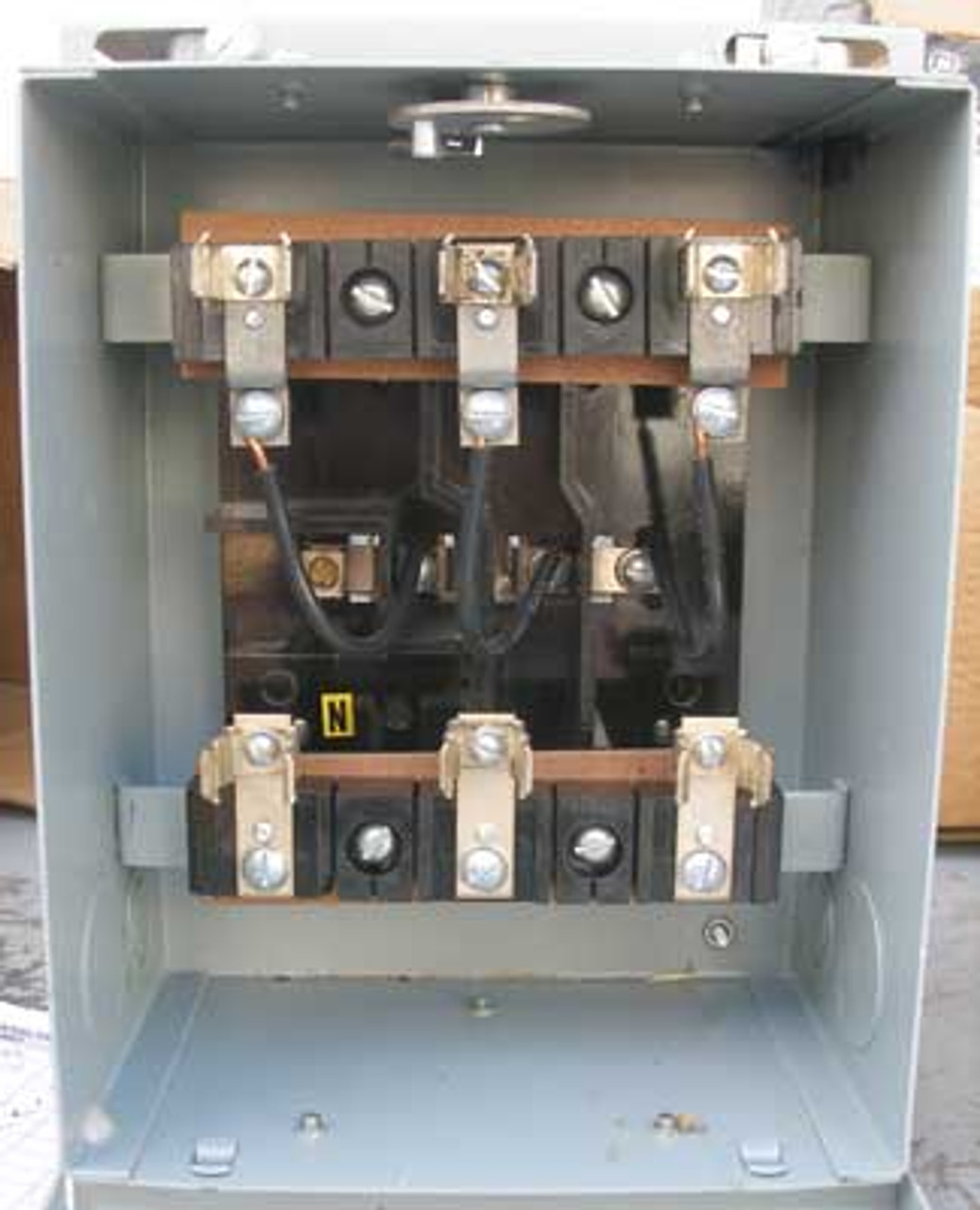GE DFPB461 Bus Plug Flex-A-Plug 30 Amp 600VAC 4 Pole - New