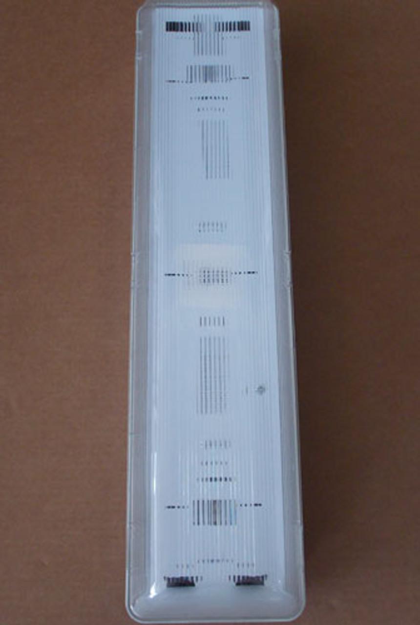 Geprufte Sicherheit Waterproof 2Lamp Fluorescent Fixture 32W 120/277V - New