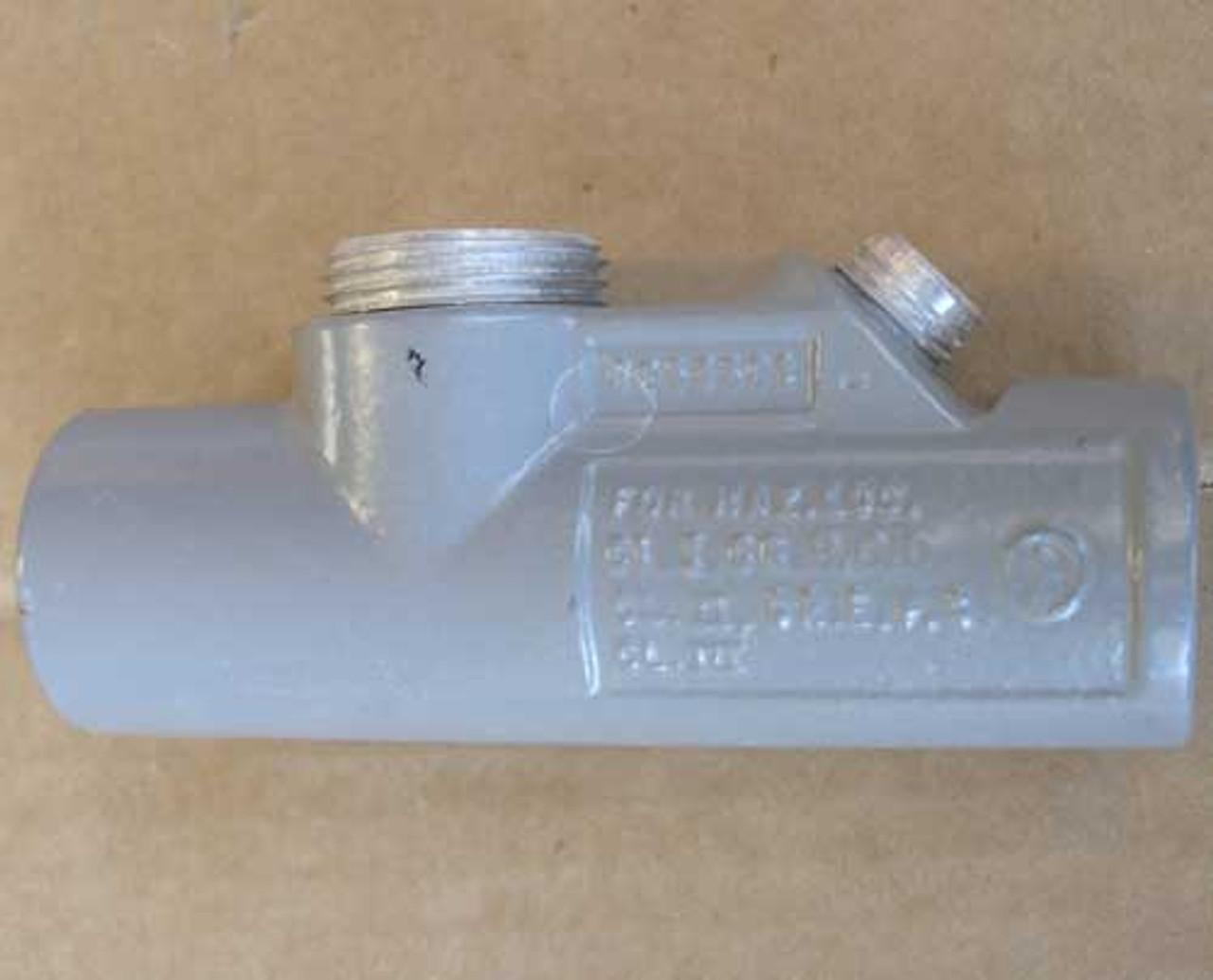 "Hubbell Killark ENY-5 Explosion-Proof Sealing Fitting 1-1/2"" - New"