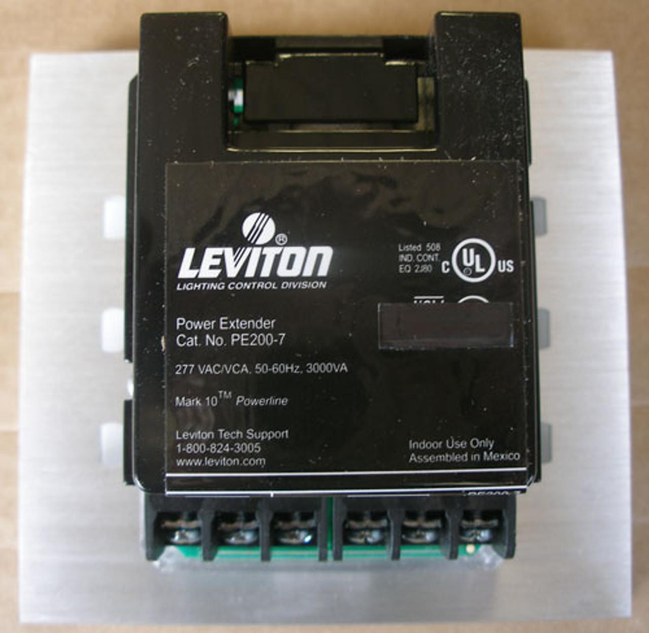 LEVITON POWER EXTENDER PE200-1 120VAC 50-60Hz