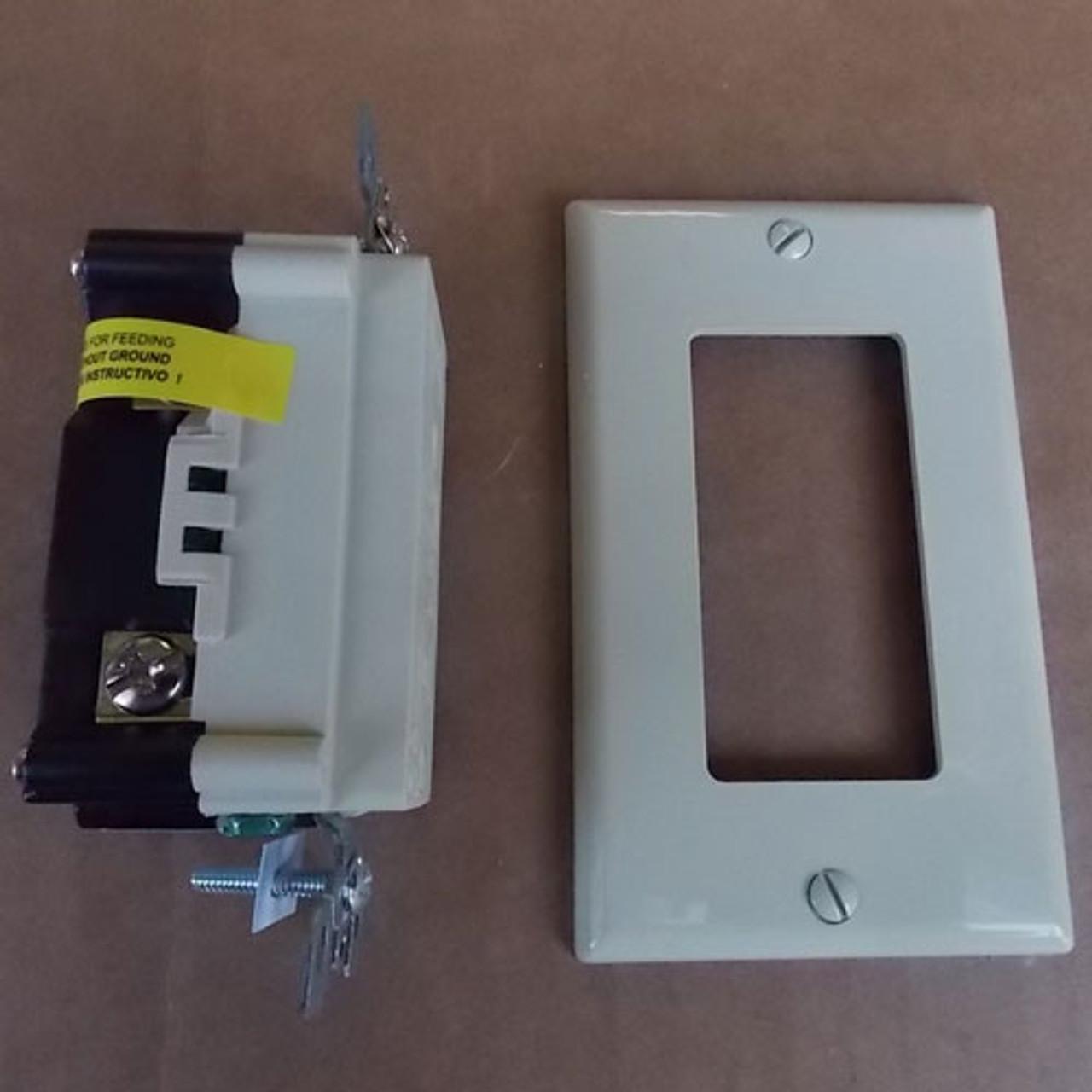 Leviton T7899-I Smartlock Pro GFCI Tamper Resistant Lighted Receptacle 20A