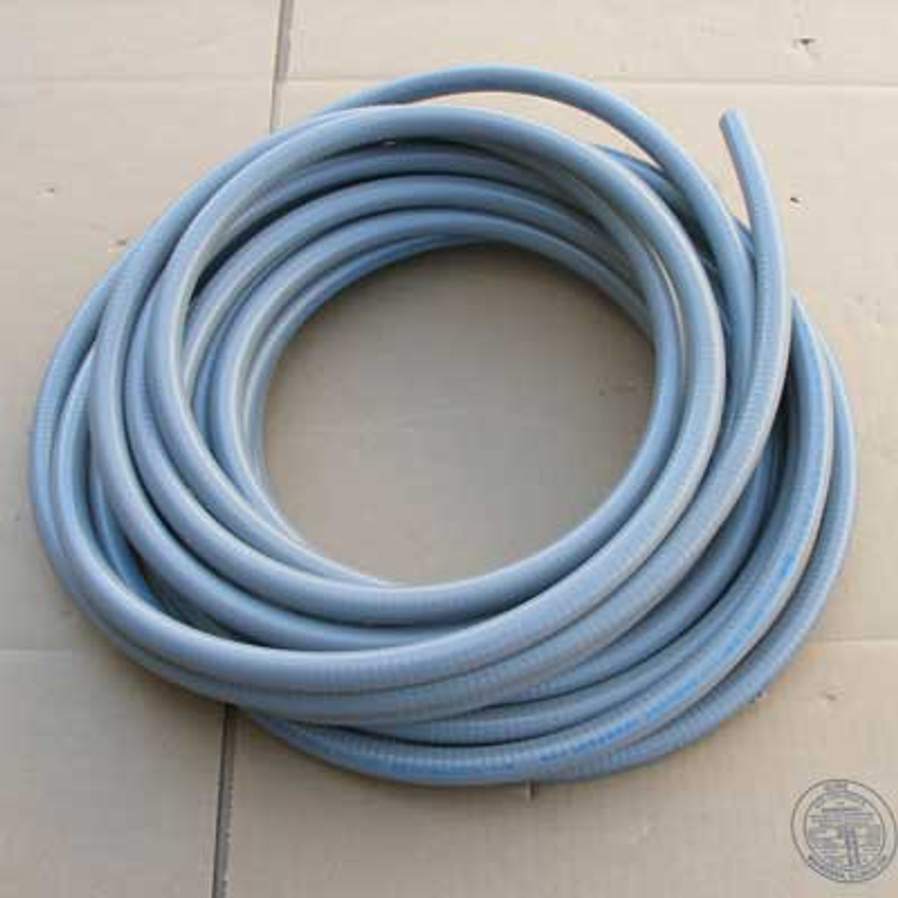 "Liquatite LOR-10 50 Foot 3/8"" Gray Flexable Electrical Tubing - New"