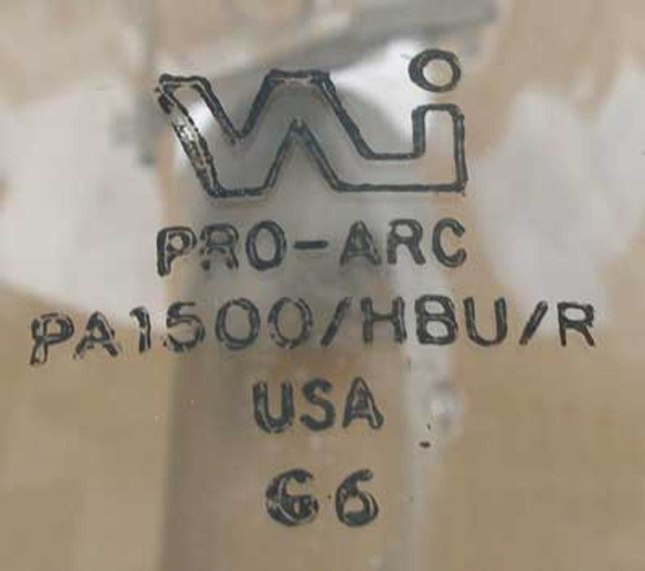 Pro-Arc PA 1500/HBU/R Metal Halide Lamp - New