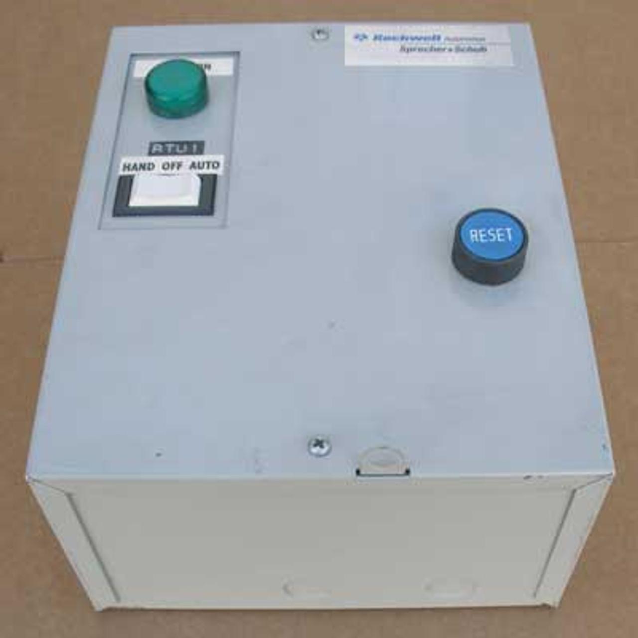 Rockwell S&S RTU1 Motor Starter 30A 600V - Used