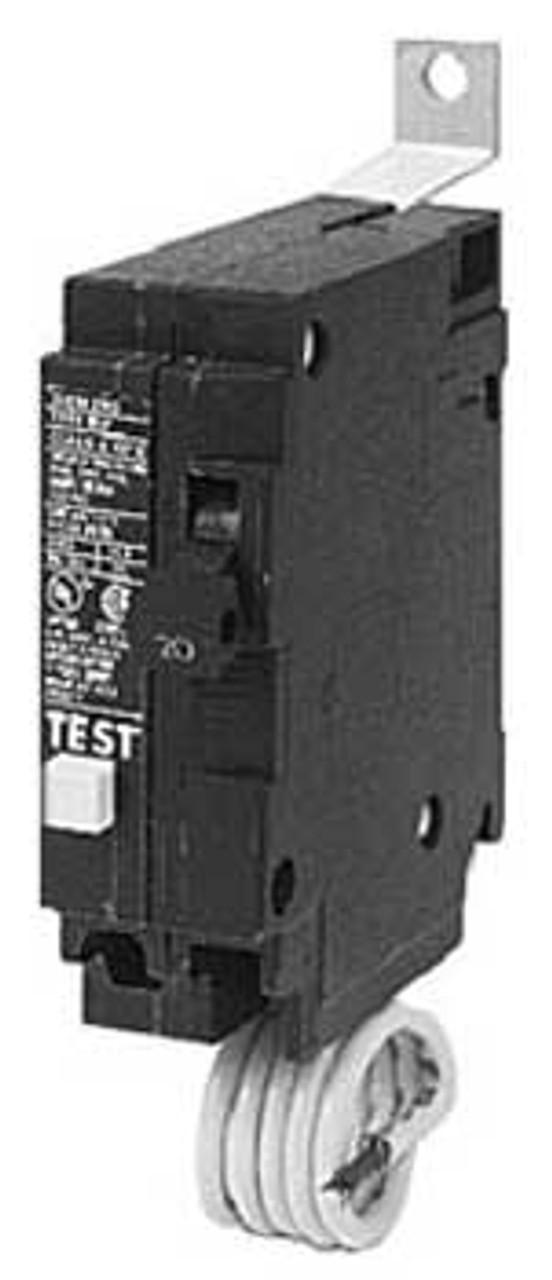 Siemens B120AFH 1 Pole 20 Amp 120VAC Arc Fault 22K BL Circuit Breaker - Used