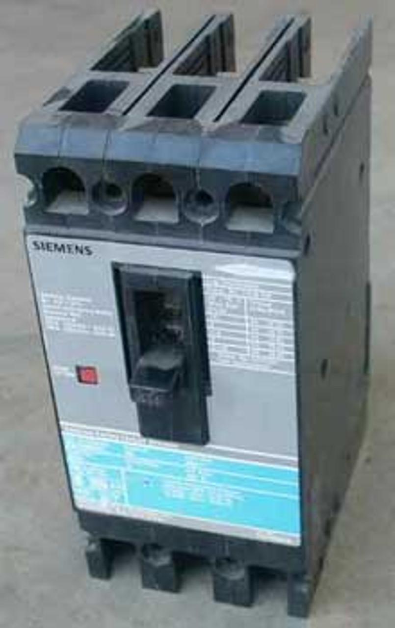 Siemens ED43B030 3 Pole 30 Amp 480VAC MC Circuit Breaker - New
