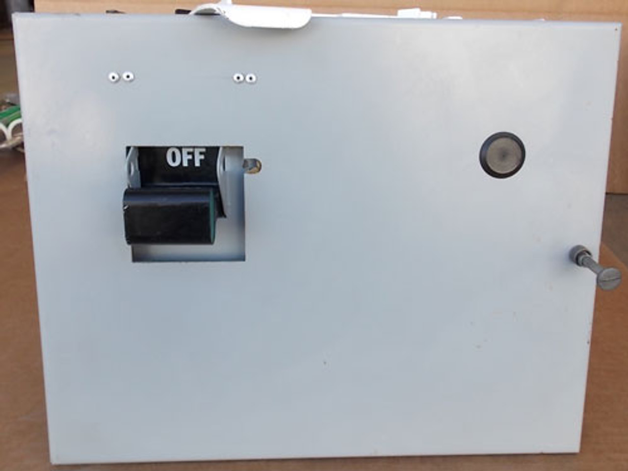 Siemens R-307889 60A 460V 3PH Fusible Motor Control Feeder Bucket - Used - CALL FOR QUOTE