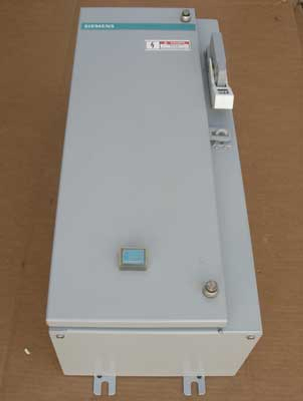 Siemens SCF C20 Size 1 Combo Starter 3PH 27A 600V Nema 12/3R - New