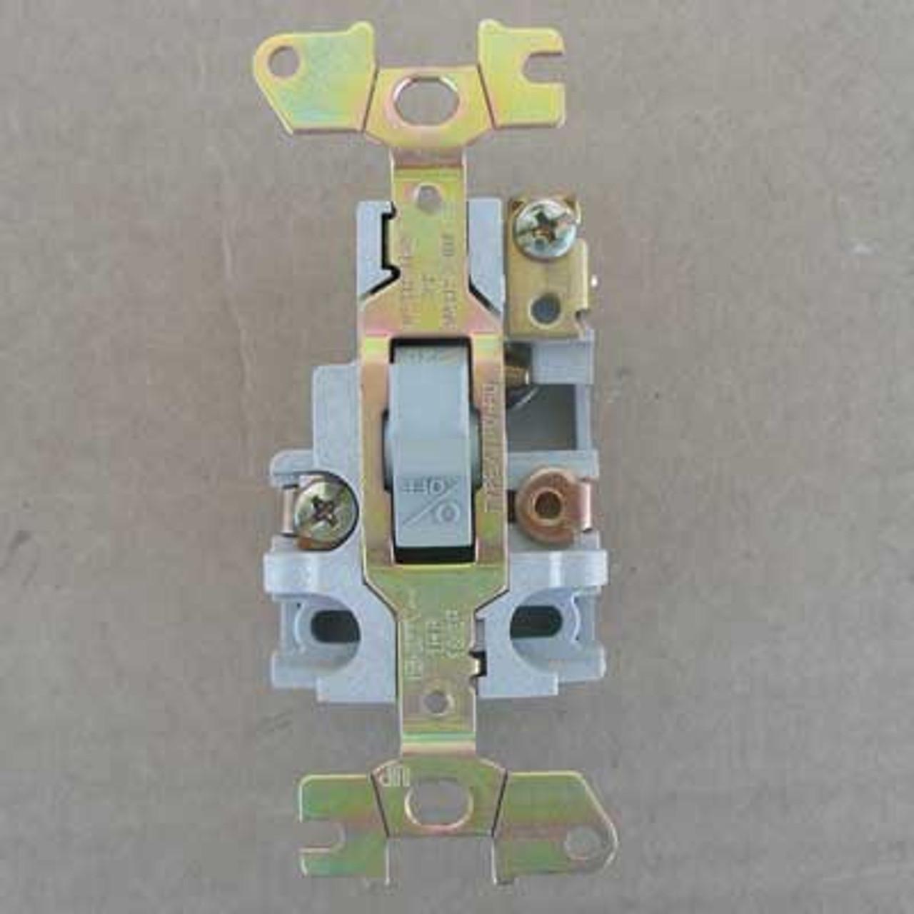Siemens SMFF01 277 VAC 1 Pole Manual Starter Toggle Switch - New
