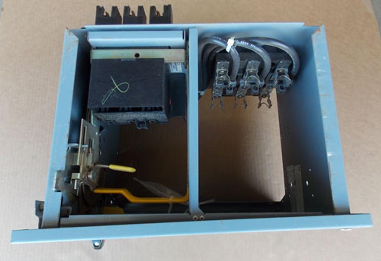 SQUARE D MODEL 6 12/'/' 30 AMP MCC FEEDER BUCKET
