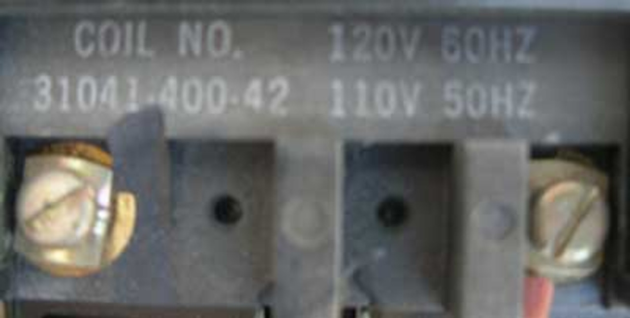 Square D 8903-SMG10 2 Pole 30 Amp Lighting Contactor Open - Used
