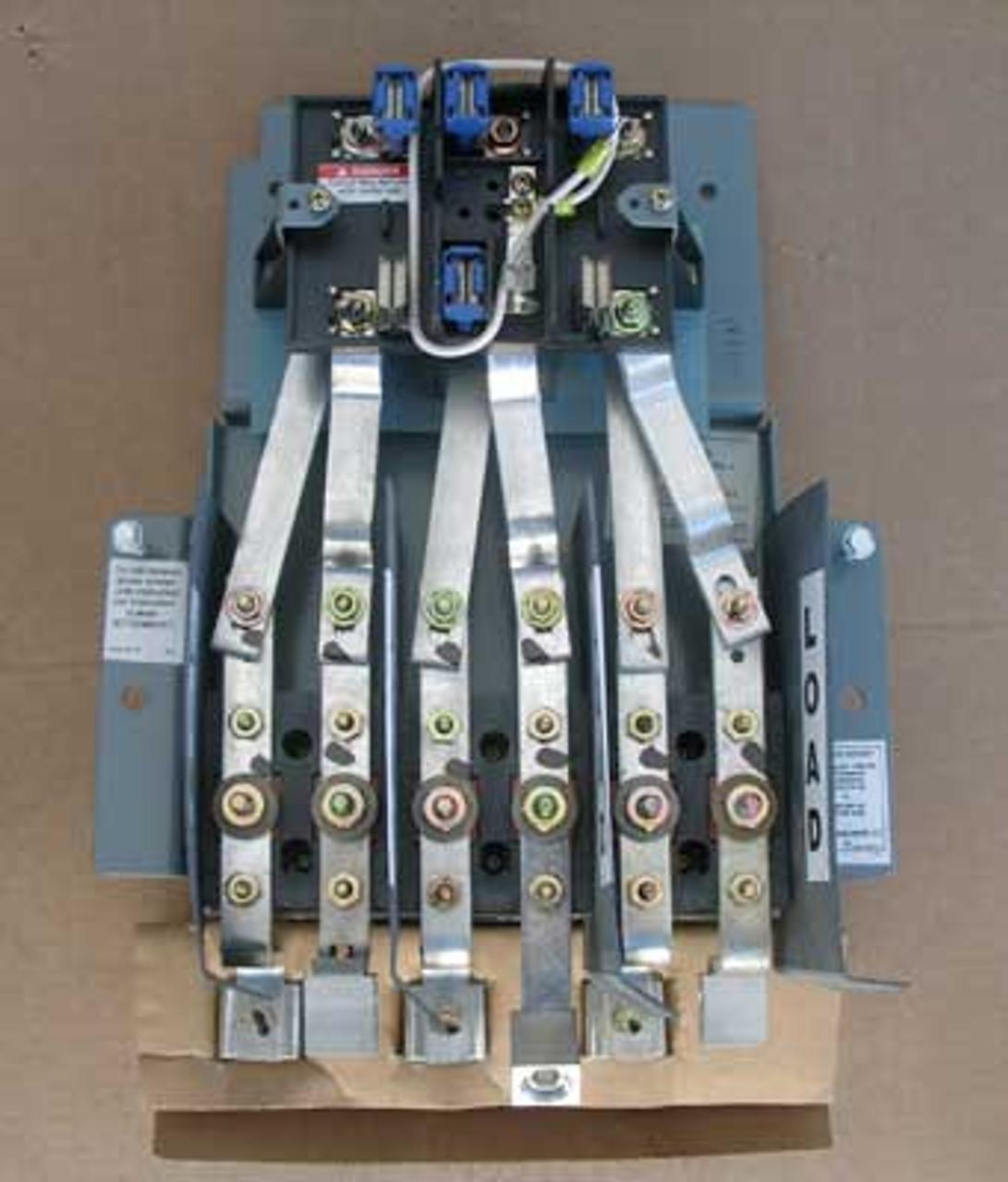 Square D CM732E Commercial Multi-Metering 200A 3PH 4W 480Y/277VAC