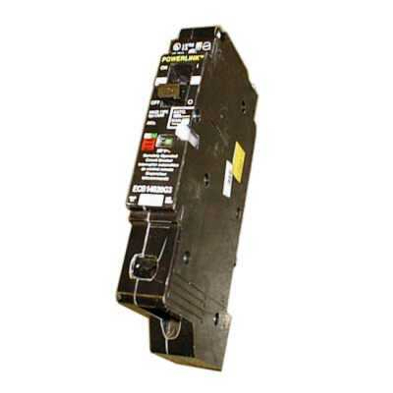 USED Square D ECB14020G3 Powerlink Circuit Breaker 20 Amps 277VAC