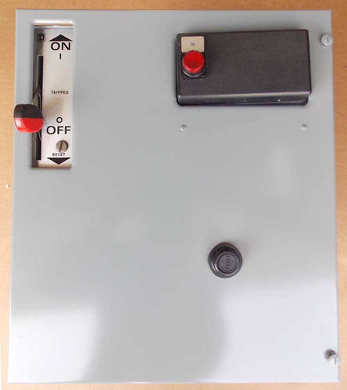 Square D Mod 5 Size 3 Motor Control Center Bucket 480V 3PH 120V Coil - Used