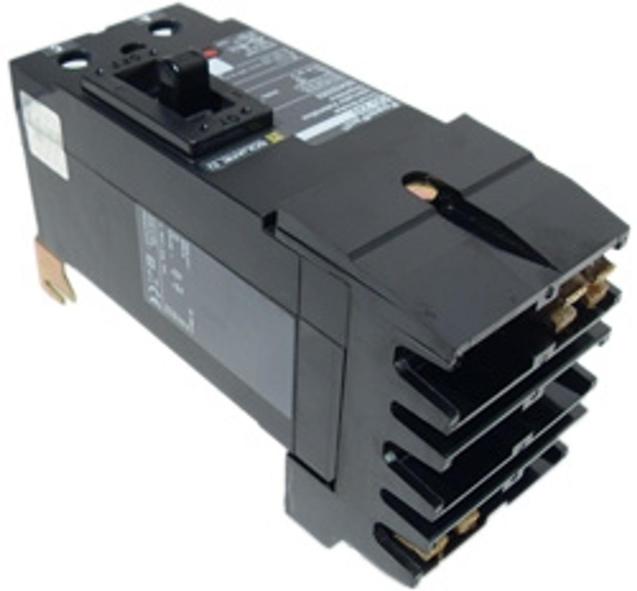 Square D Q222150BCH 2 Pole 150 Amp 240VAC Circuit Breaker - Used