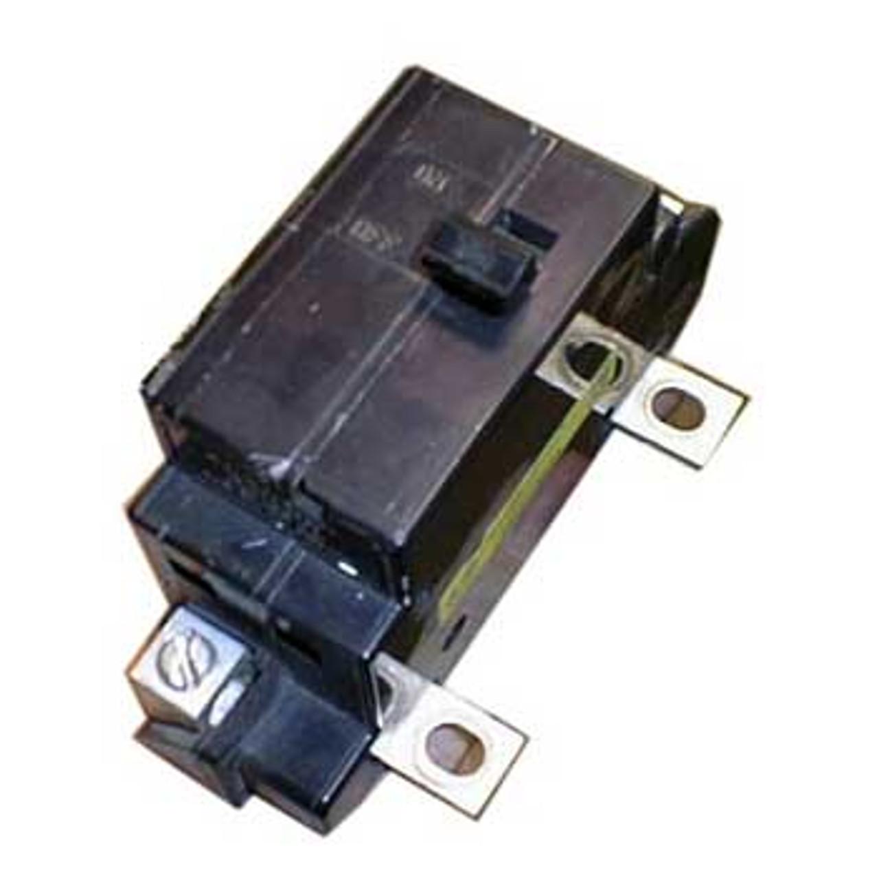 Square D QOM2100BV 2 Pole, 100 Amp, 240 VAC Circuit Breaker - New