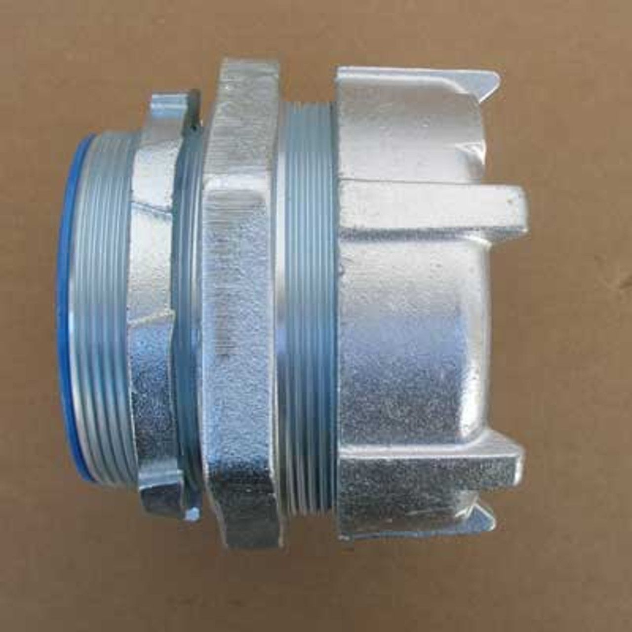 """T&B Fittings 5340 4"""" Conduit Connector Straight - New"""