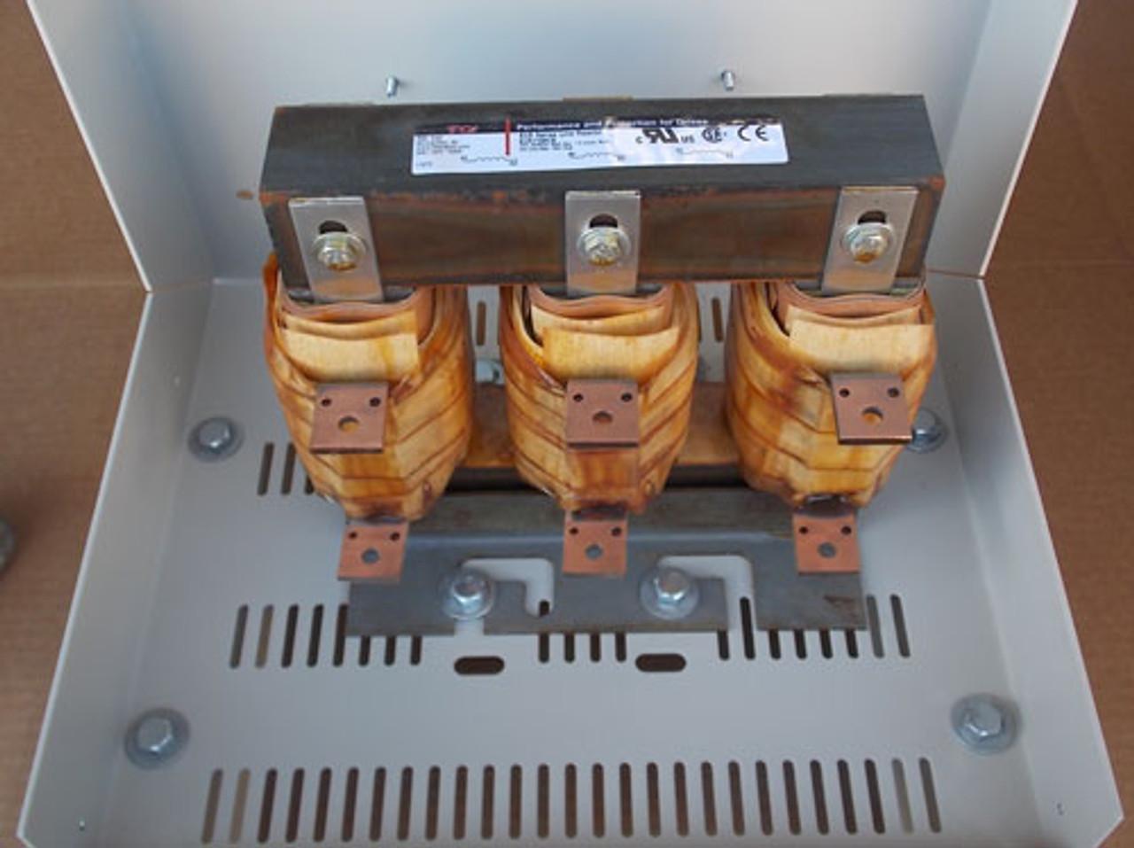 TCI KLR110ACB Sine Guard 3PH 110A 600V Line Reactor - New