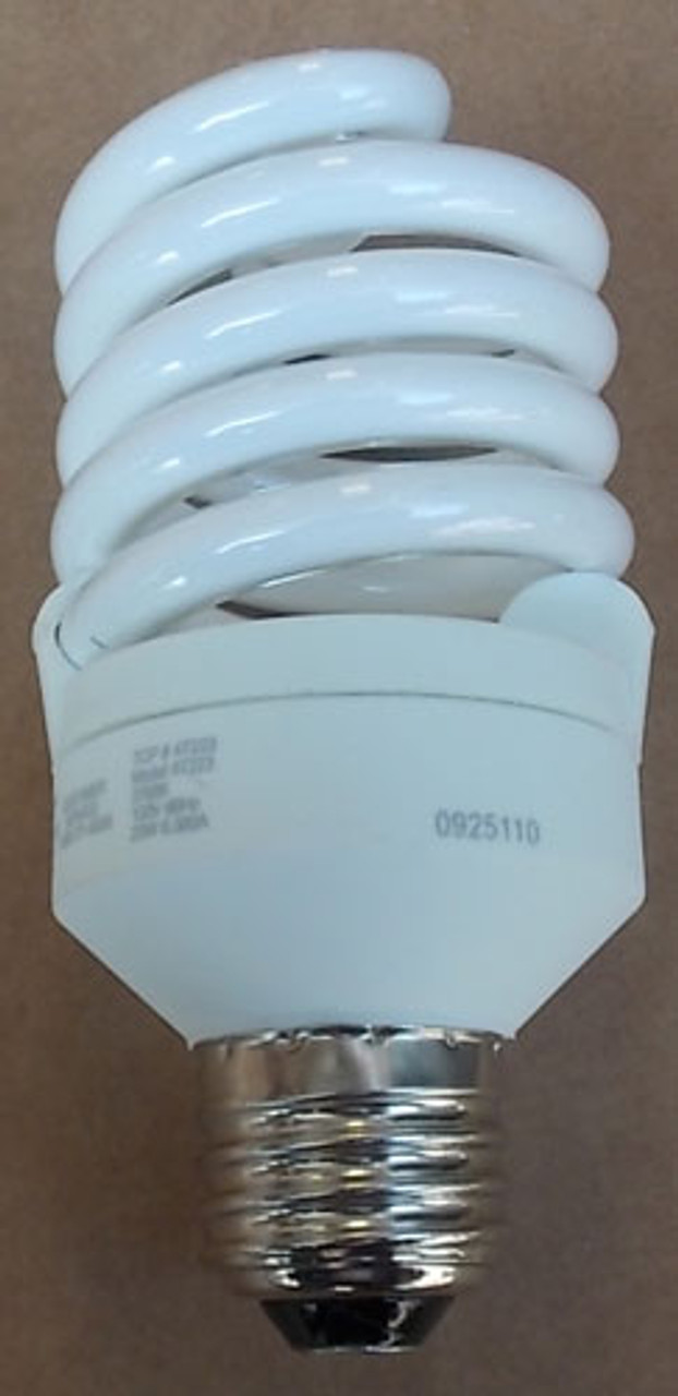 TCP 4T223 23W=100W 120V 2700K T2 E26 Base Light Bulb in Soft White, Lot of 2 - New
