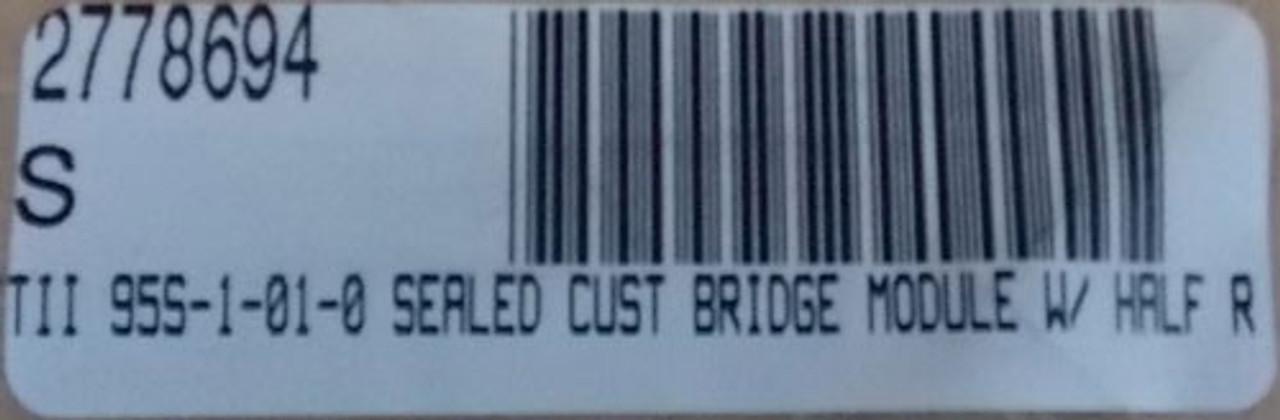 TII 95S-1-01-0 Sealed Cust Bridge Module with Half-Ringer,  Lot of 20 - New