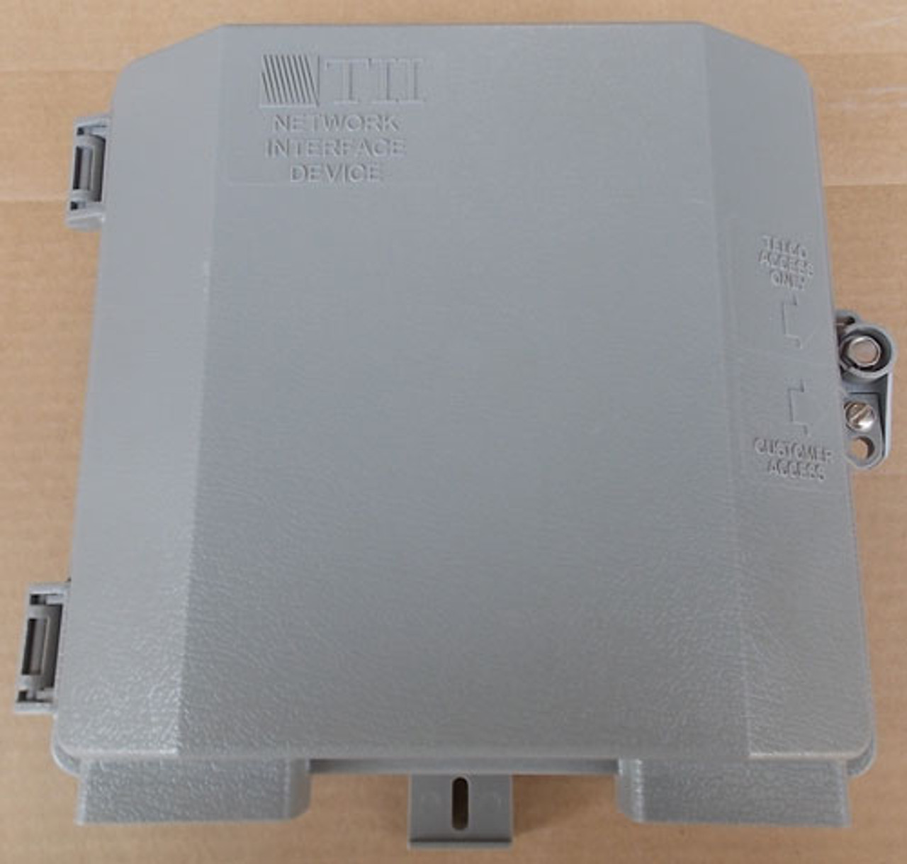 TII Network Technologies 3611H-72-1I01 Network Interface Device - New
