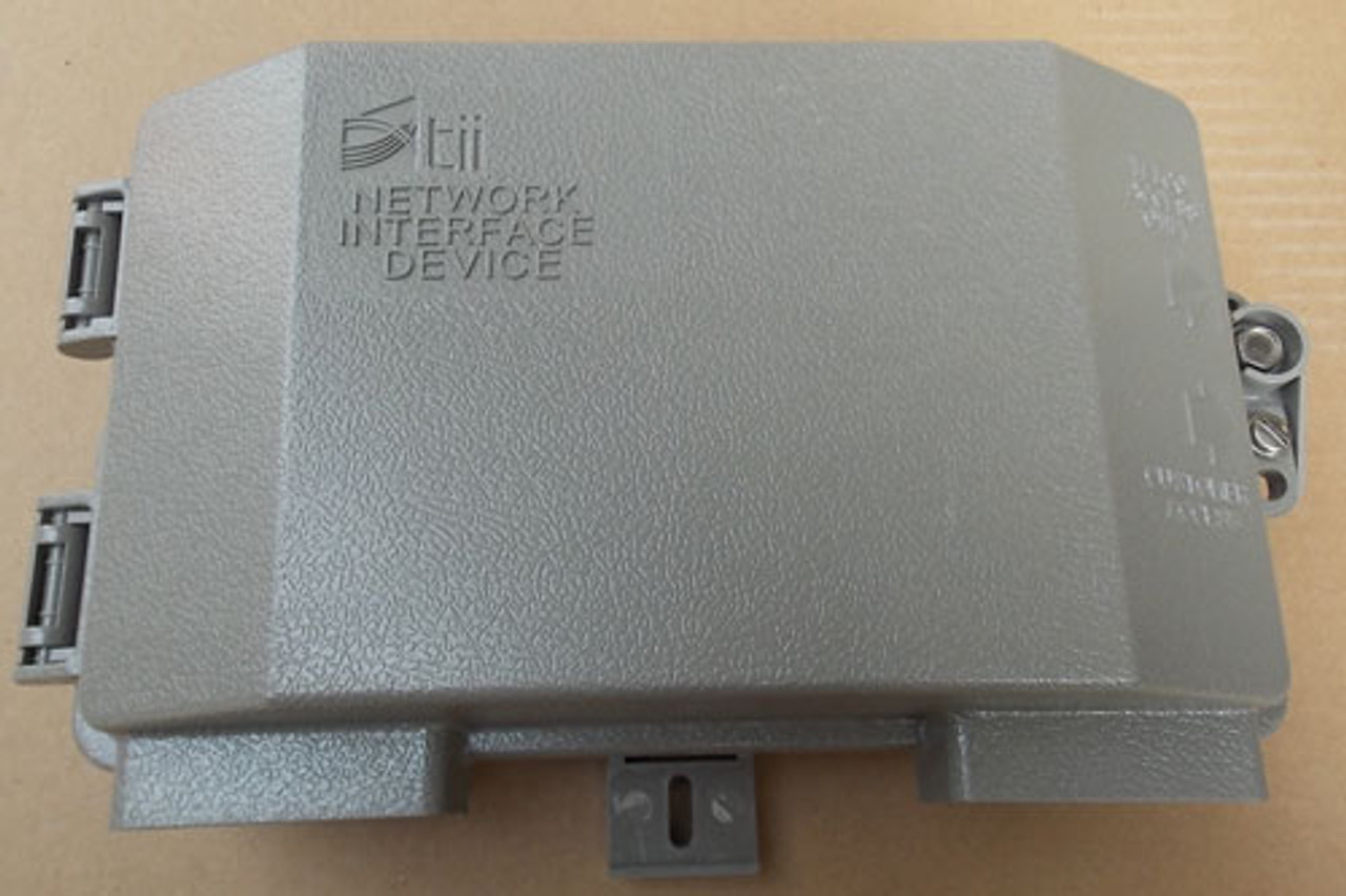 TII Network Technologies 3711H-72-1I01 Network Interface Device - New