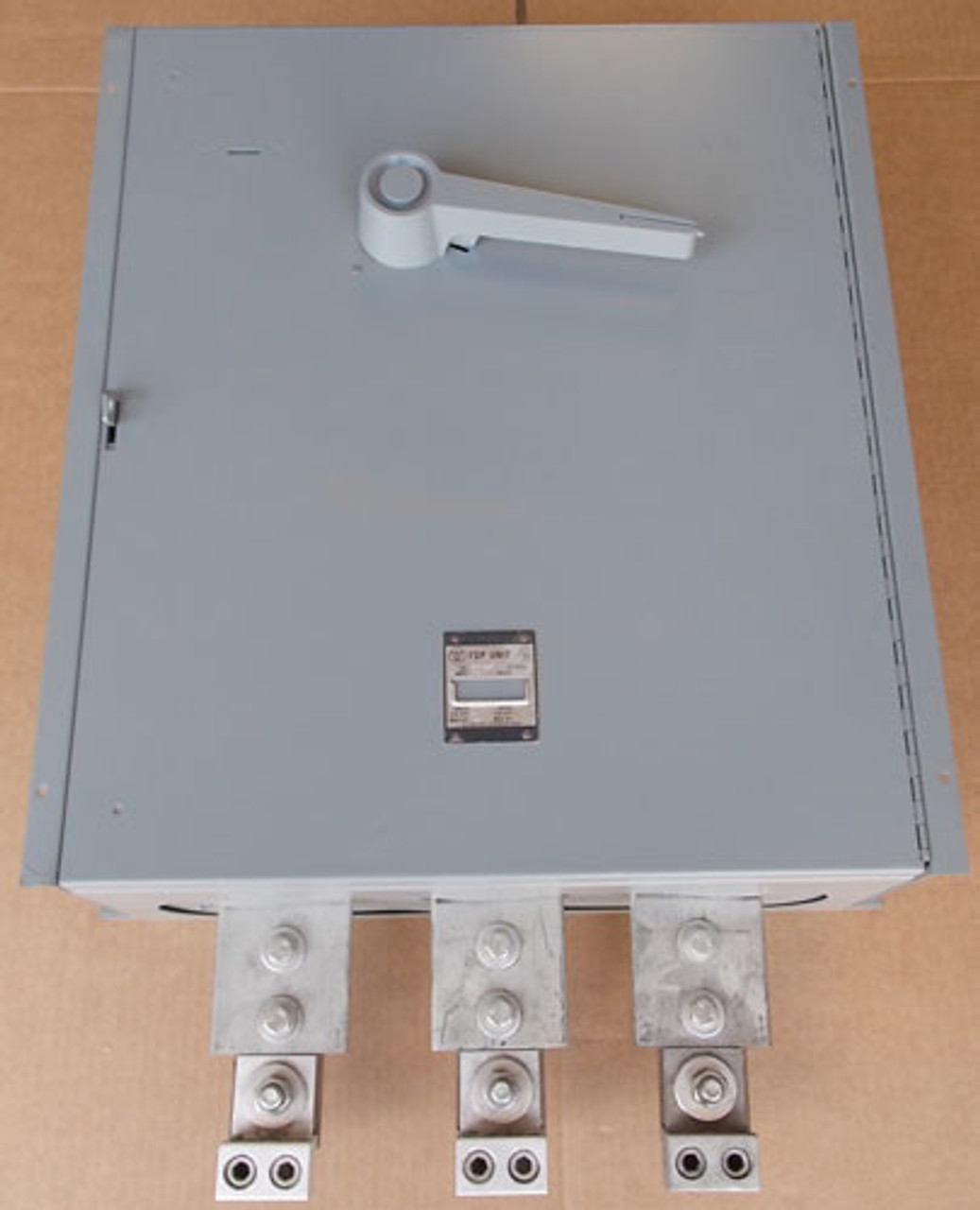 Westinghouse FDP325T 400A 240V 3PH Series A Fusible Panel Switch - Reconditioned