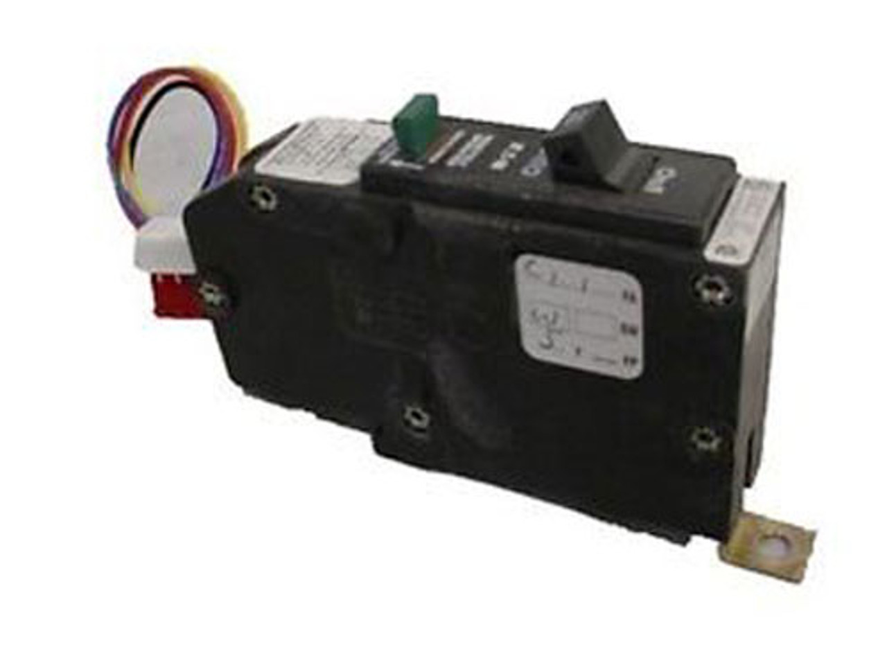 Eaton Cutler-Hammer BAB1020S Bolt-On Shunt Trip Circuit Breaker 1P 20A 120//240V