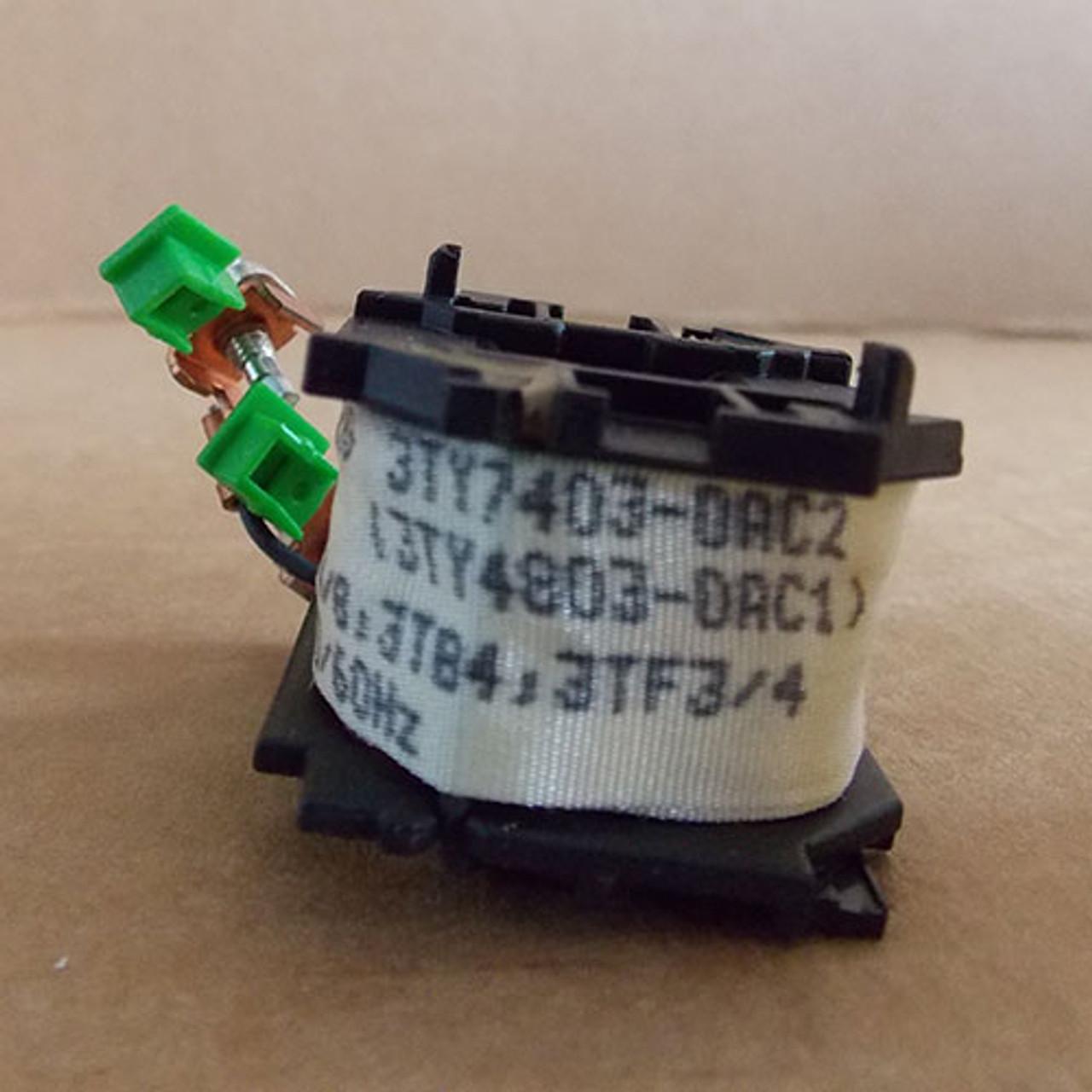 Siemens 3TY7403-OAC2 Coil Kit 24VAC 60Hz, 24V 50Hz - New