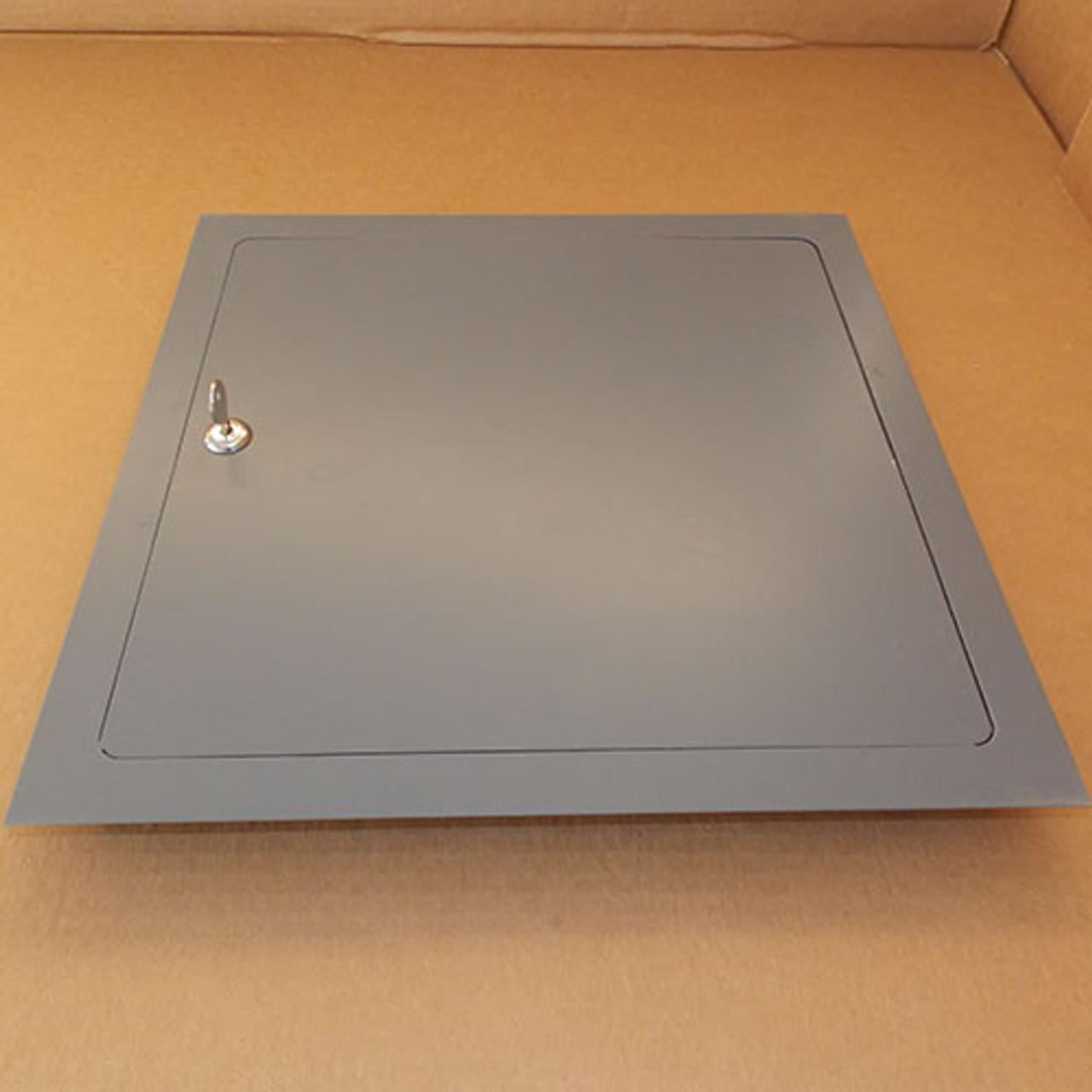 Elmdor 14x14 Access Door Type DW Cylinder Lock Prime Coat - New