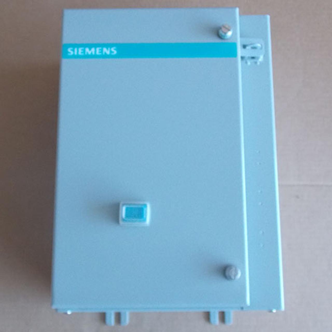 Siemens SXLC2024 Size 1 Non-Reversing Starter 3P 24V Nema 3R - New