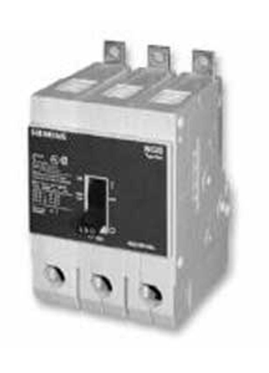 Siemens NGB3B030 3 Pole 30 Amp 480VAC 25K MC Circuit Breaker - Used