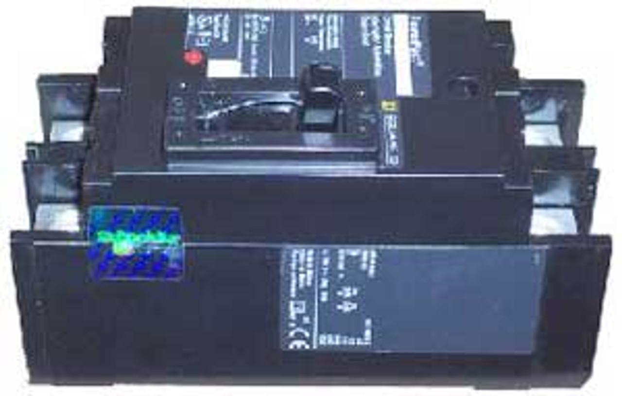 Square D QBL22225 2 Pole 225 Amp 240VAC Circuit Breaker - Used