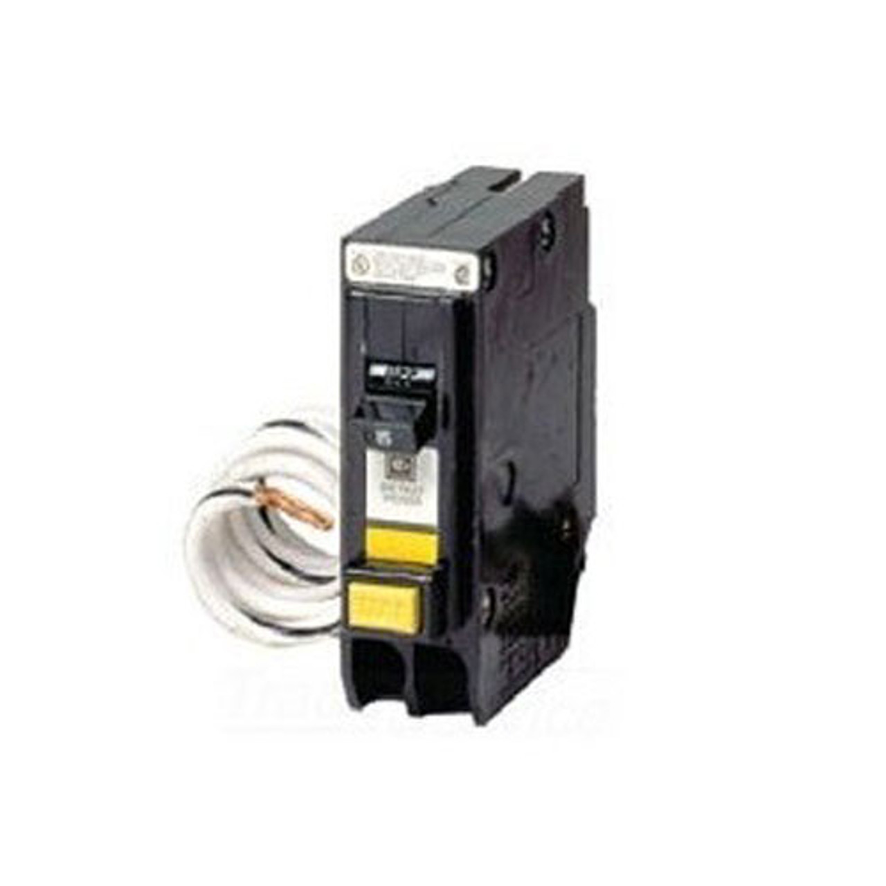 Cutler Hammer BRCAF115 1 Pole 15 Amp 120/240V Compact Arc Fault Circuit Breaker - Used