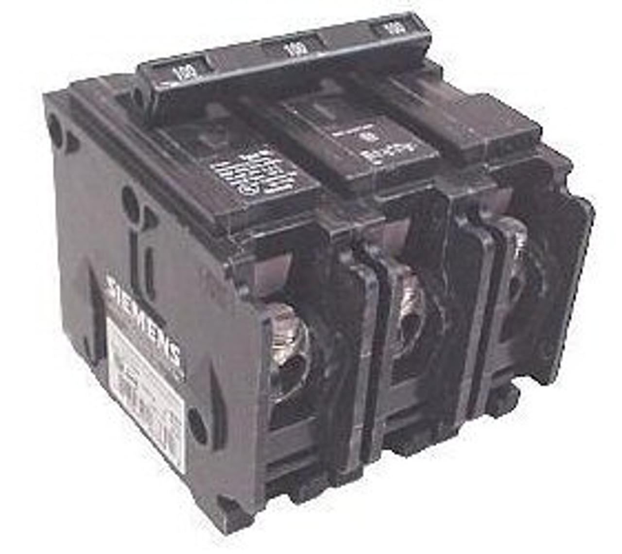 Siemens B360 3 Pole 60 Amp 240VAC Type BL Circuit Breaker - New