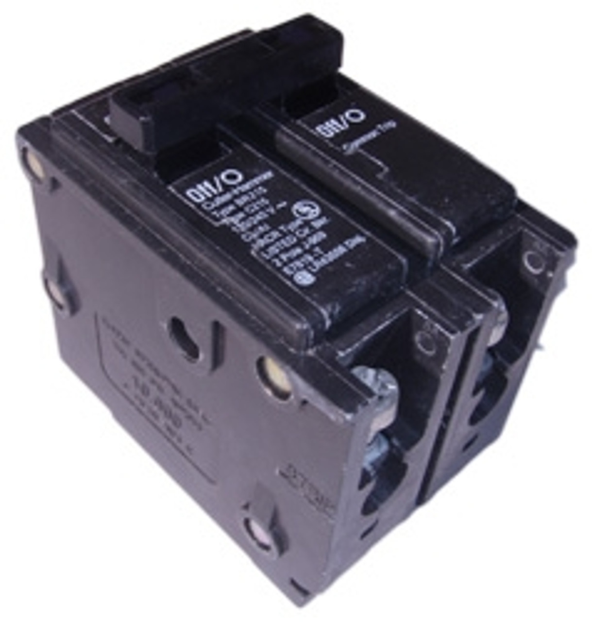 Cutler Hammer BR215 2 Pole 15 Amp 240VAC Circuit Breaker - New Pullout