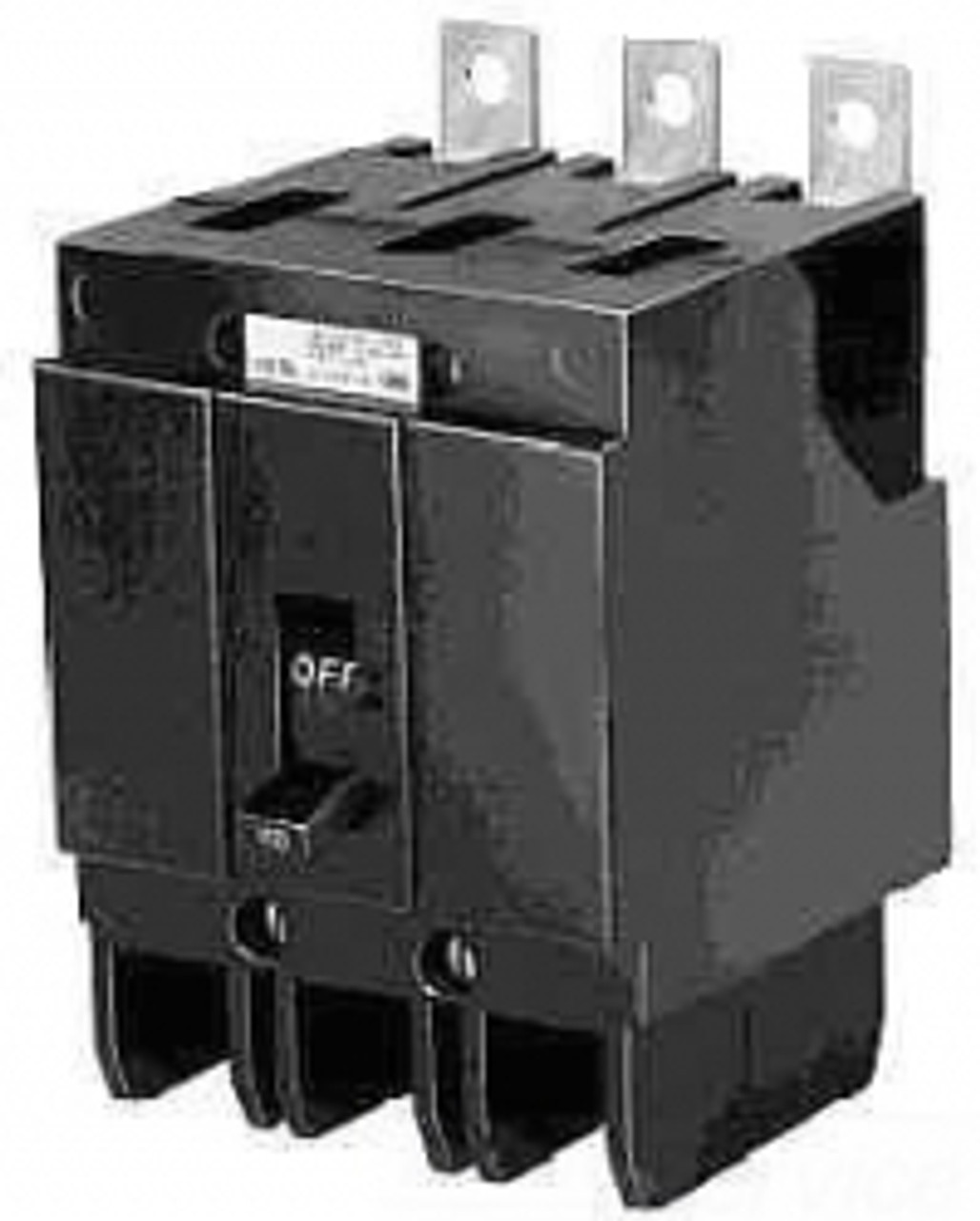 Cutler Hammer GHB3050 3 Pole 50 Amp 480VAC Circuit Breaker - New Pullout