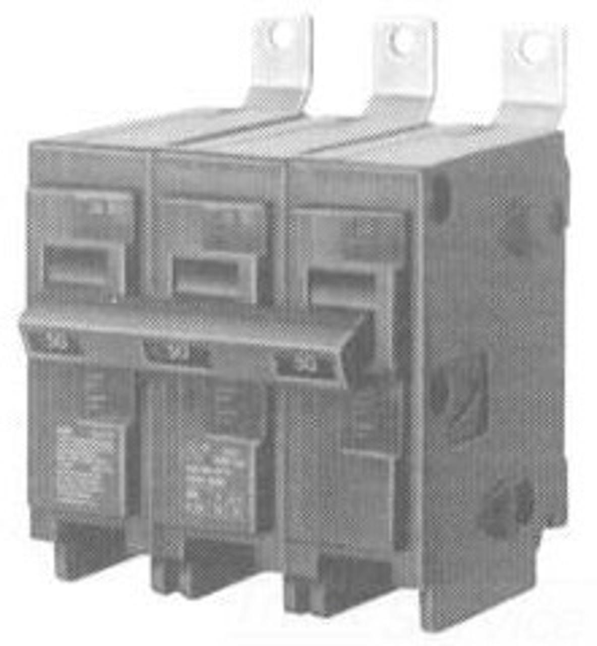 Siemens B360HH 3 Pole 60 Amp 240V 65K Type BL Circuit Breaker - Used