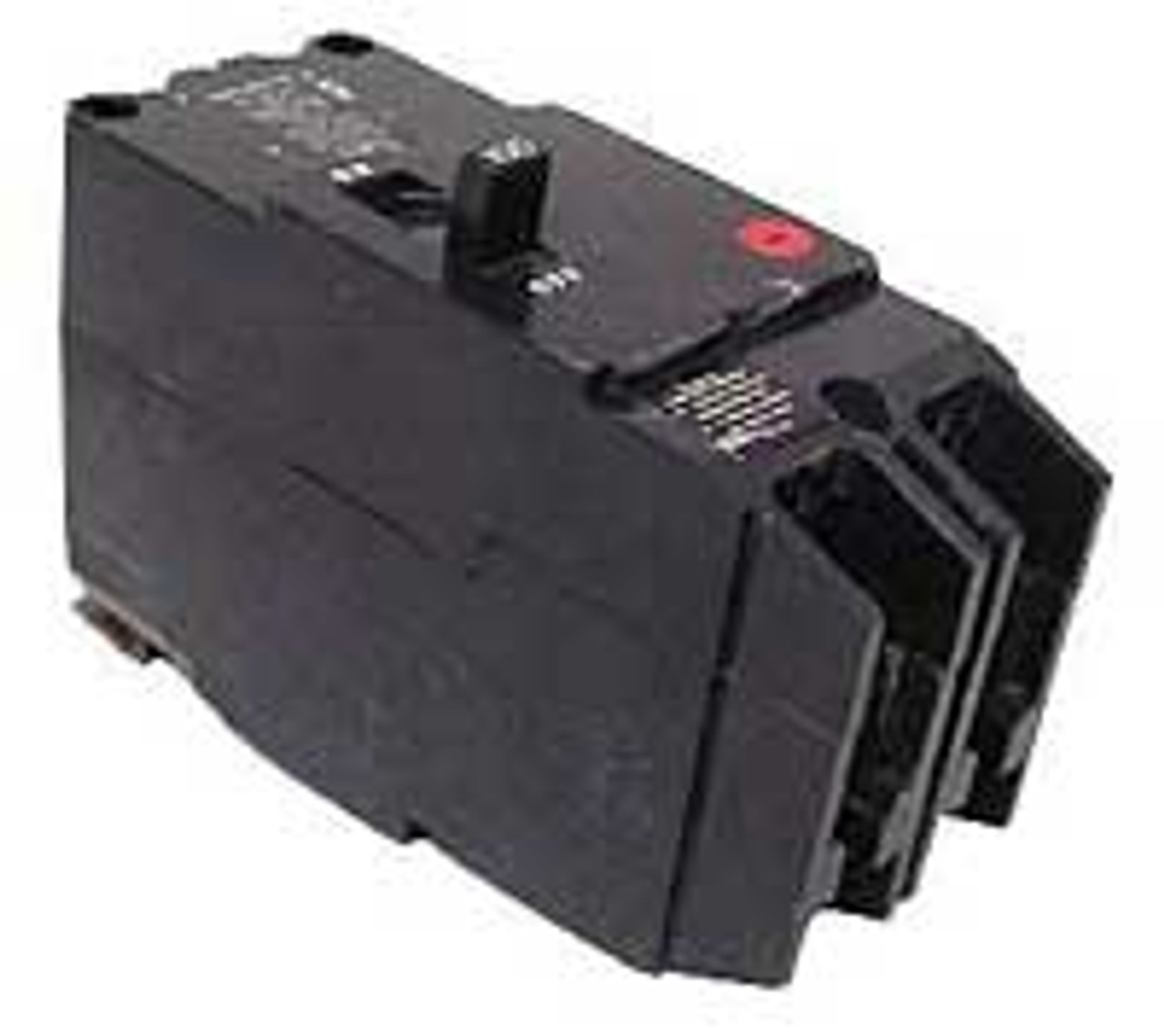 General Electric TEY260 2 Pole 60 Amp 480VAC Circuit Breaker - Used