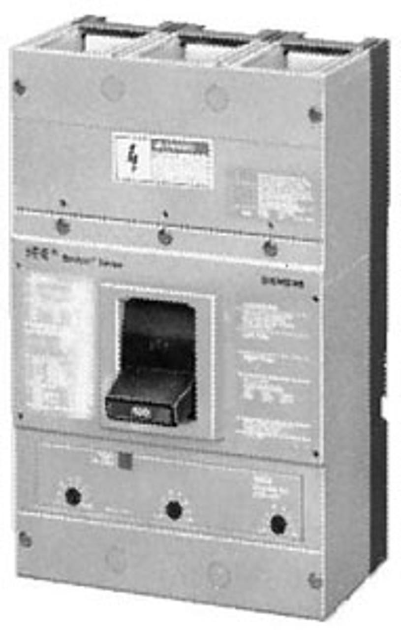 Siemens HQJ23B200H 3 Pole 200 Amp 240V 65K Circuit Breaker - Used