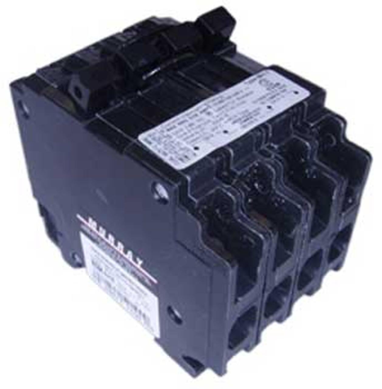 Murray MP230230CT2 230/230 Quad 240 Volt CT2 Circuit Breaker - Used