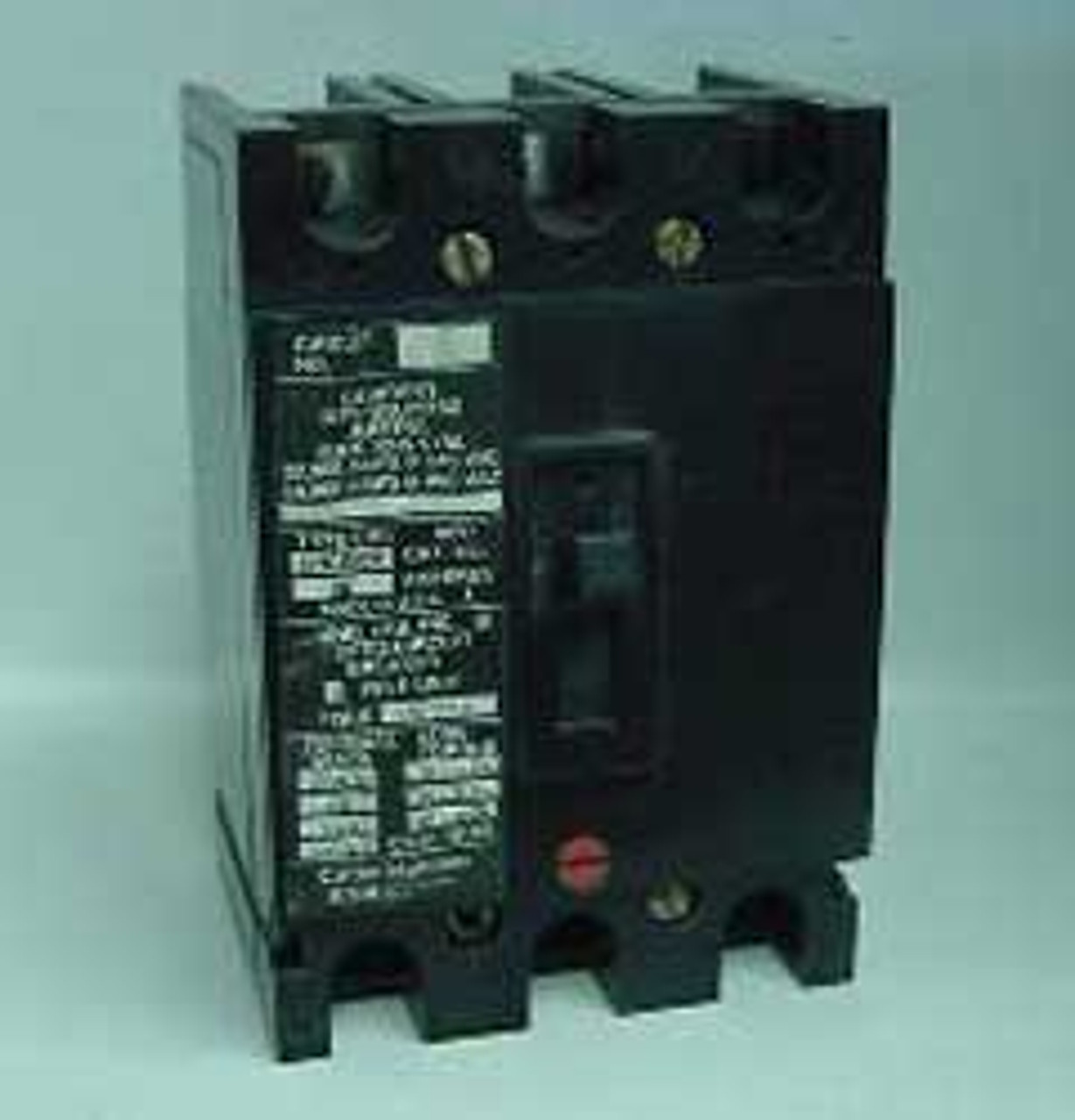 Cutler Hammer EHC3040 3 Pole 40 Amp 480VAC Circuit Breaker - New Pullout
