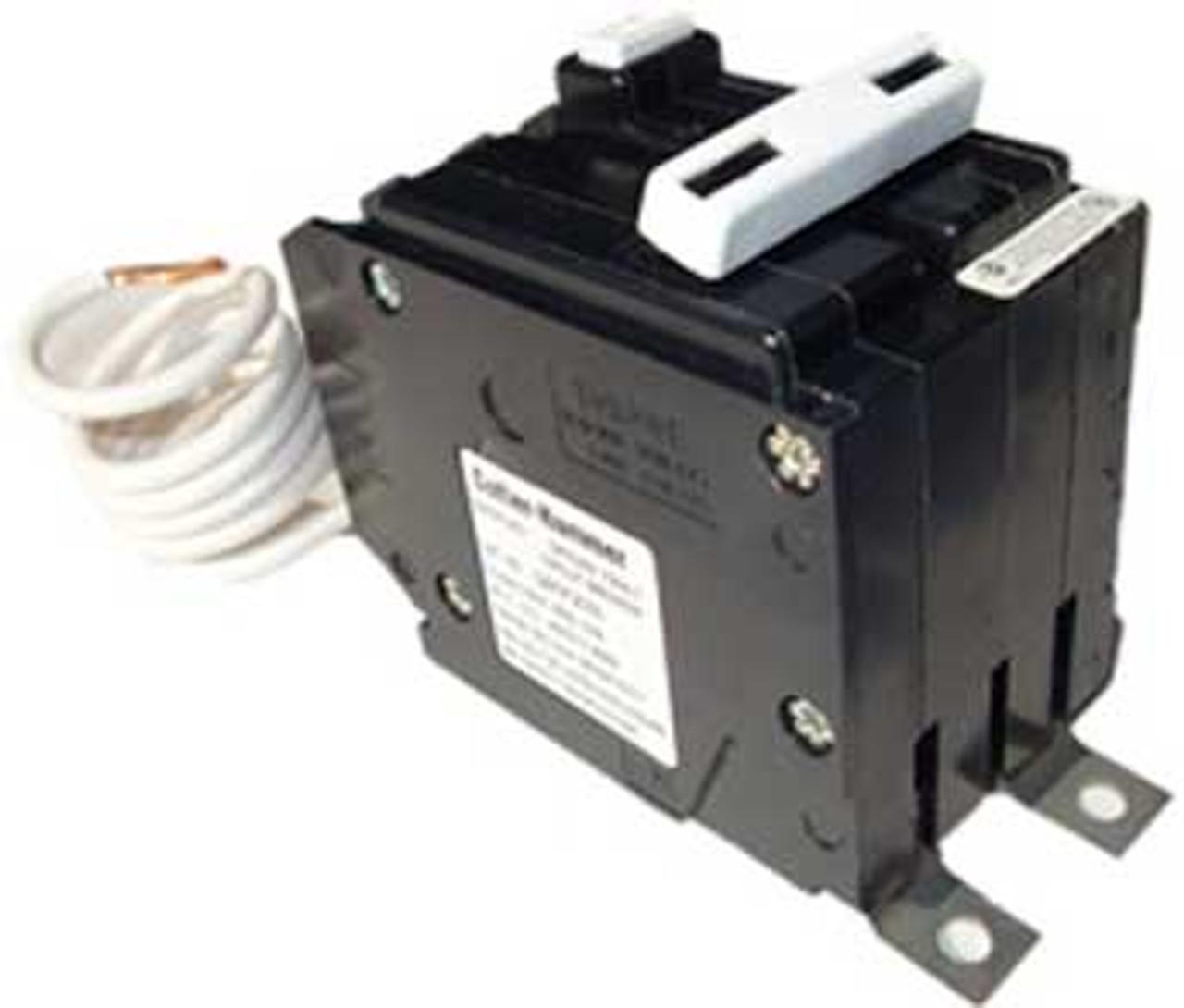 Cutler Hammer QBGF2025 2 Pole 25 Amp 240VAC GFI Circuit Breaker - New Pullout