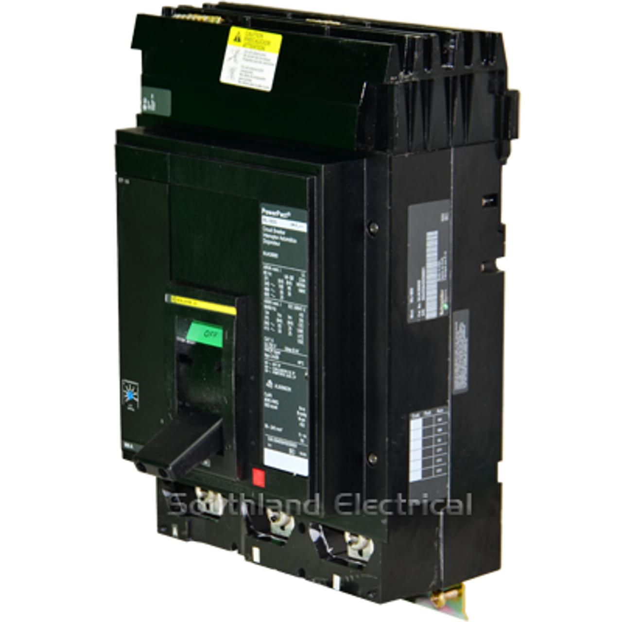 Square D MGA266002 2 Pole 600 Amp 600V Circuit Breaker - Used