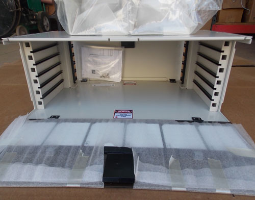 """ADC FVM-19X700W 19"""" WideVam Chassis - New"""