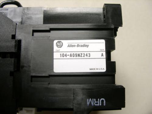 Allen Bradley 104-A09NZ243 DC Reversing Contactor - New