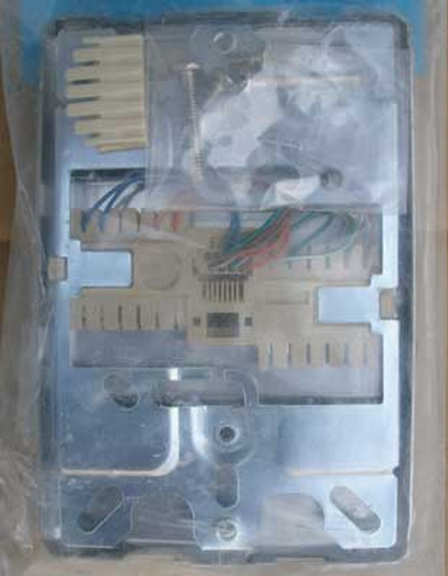 Allen Tel AT630B-8 Stainless Steel Wall Phone Jack New