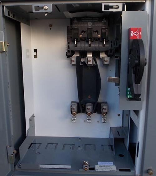 Allen-Bradley 2100 Series 100 Amp MCC Feeder Bucket 3 Phase 480V - Used