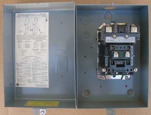 Allen-Bradley 500-BAD92 Size 1 Contactor 27A 600V Nema 1 - Used